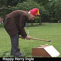 Happy Harry Ingle